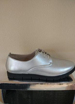 Стильные туфли( лоферы) в стиле zara все размеры