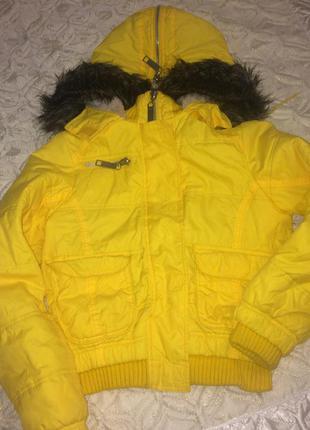 Куртка/бомбер з сша