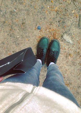 Легендарные ботинки dr.martens срочно!!!