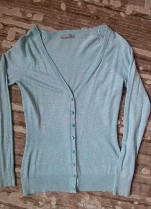 Голубая кофта orsay