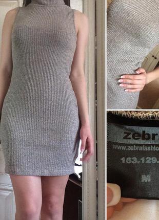 Платье от zebra