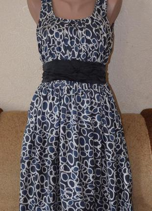 Платье vera wang 40р.( l).