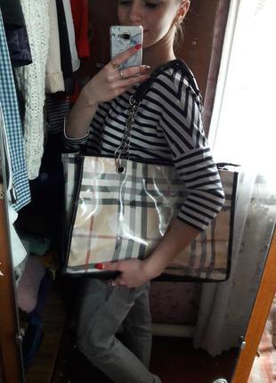Сумка- шоппер