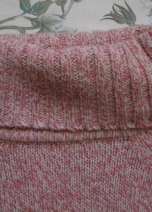 Теплый свитер3