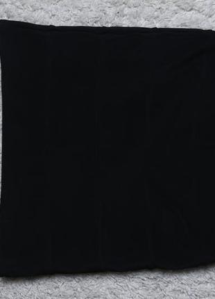 Черная  юбка3