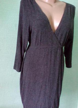 Платье тоненькое, нежное и теплое. dunnes размер-l