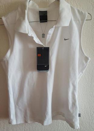 Стильная спортивная майка футболка поло nike оригинал