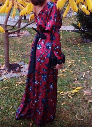 Платье от andre tan