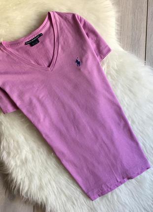 Крутая футболка ralph laurenn