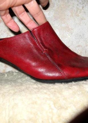 Босоножки   туфли сабо шлёпанцы tamaris