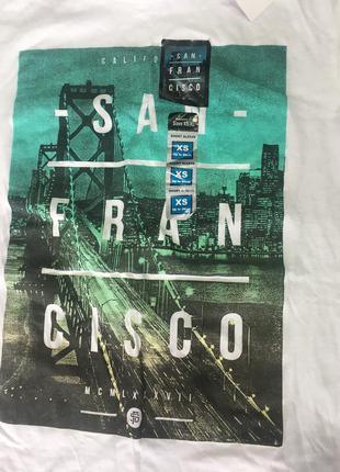 Новая футболка! куплена в испании.