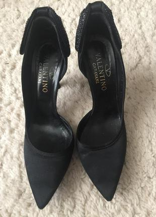 Вечерние туфли valentino