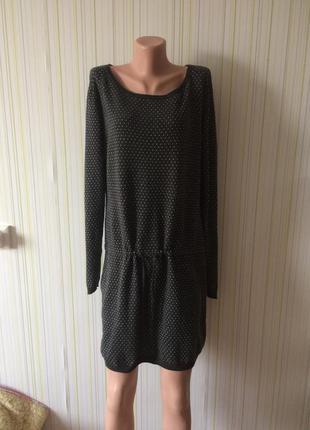#платье#трикотажная туника#h&m#одежда для беременных#