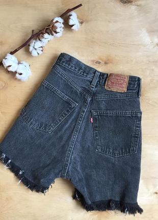 Супер джинсовые олдскул шортики