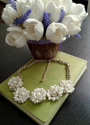 Ожерелье, подвеска, жемчуг