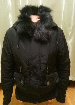 Куртка пуховик 143