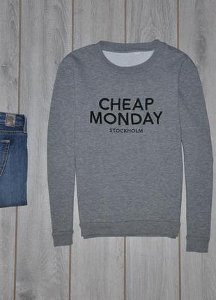 Світшот класного бренду cheap monday