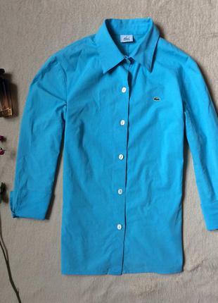Рубашка классическая lacoste