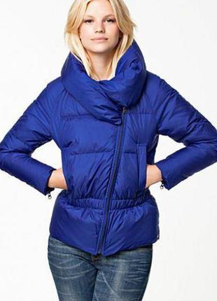 Укороченный пуховик, демисезонная куртка levi's xs