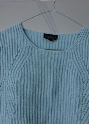 Укороченый свитер topshop