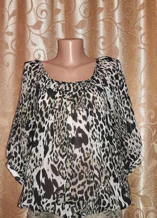 Красивая шифоновая блуза wallis