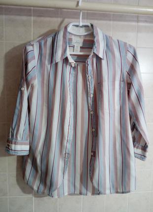 Классная рубашка в стиле casual levis xs