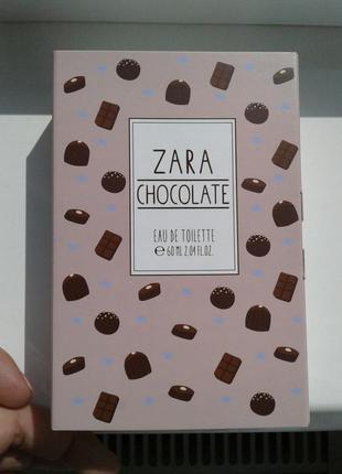 Zara chocolate 60 ml