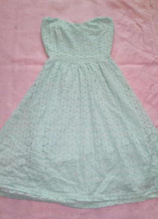Платье с открытой спинкой pimkie
