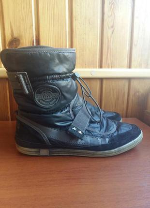 Зимние сапоги ботинки спортивные