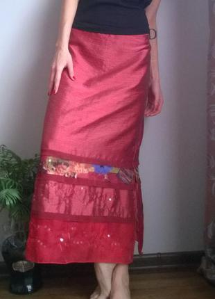 Creola яркая летняя  юбка