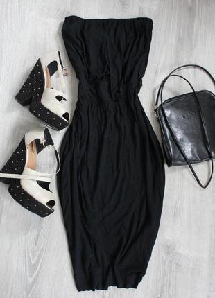 Платье без бретель  от warehouse