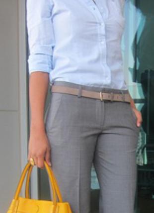 Рубашка деловой стиль м-л