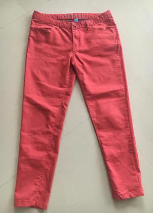 Укороченые легкие джинсики