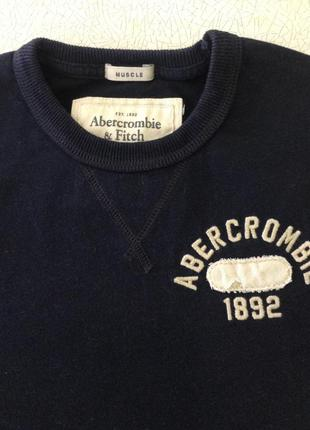 Фирменная футболка abercrombie
