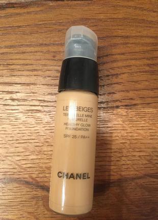 Chanel les beiges  тон 50, один затест, из брокард