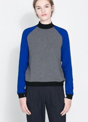 Стильный джемер блуза от  zara