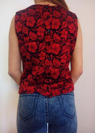 Гипюровая блуза wallis