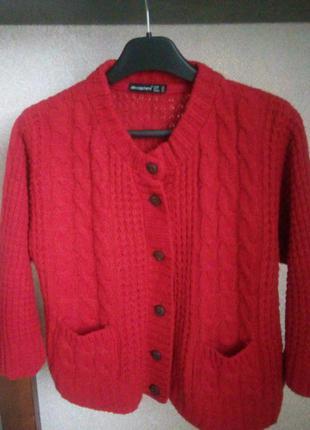 Кофта кардиган свитер