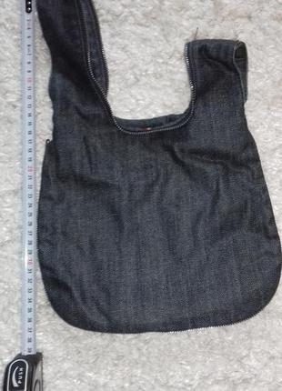 Оригинальная джинсовая сумочка