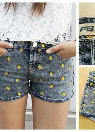 Фирменные шорты fb sister, размер xs