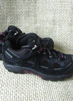 Salomon р.36.5 кросівки шкіряні