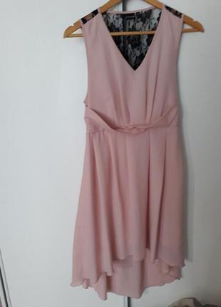 Супер нежное розовое платье ♡