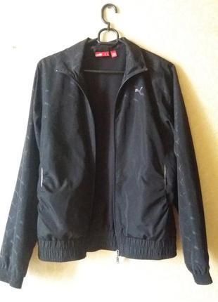 Спортивная куртка от puma