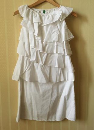 Платье benetton s