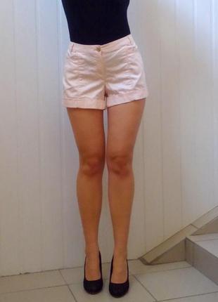 Шорты с высокой талией, шорты лето, шорты летние, шорты женские, шорты высокая талия