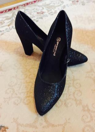 Новые туфли promod
