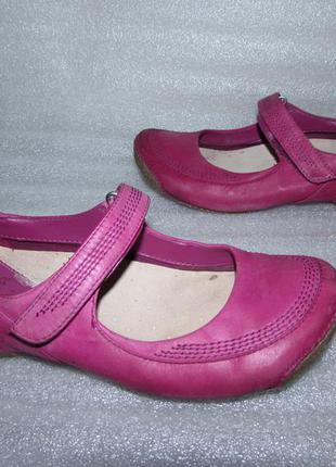 Туфли мокасины 100% натуральная кожа ~clarks active air~ р 38