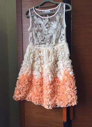 Оригинальное платье pinko