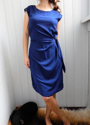 Платье легкое на подкладке