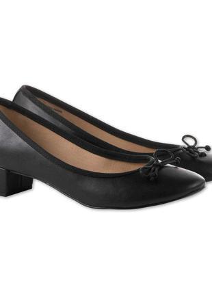Класичні туфлі-балетки, c&a, німеччина